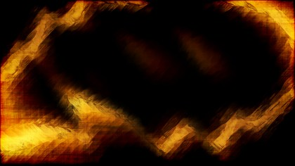 Abstract Orange and Black Textured Background Image
