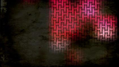 Pink and Black Grunge Background