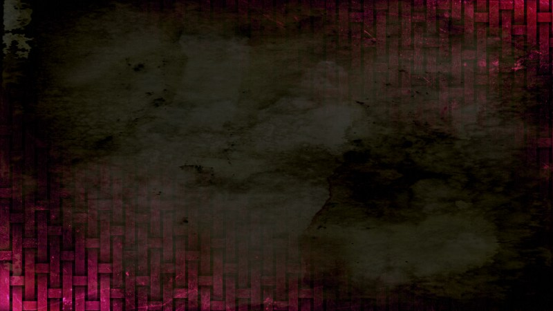 Pink and Black Grunge Background Image