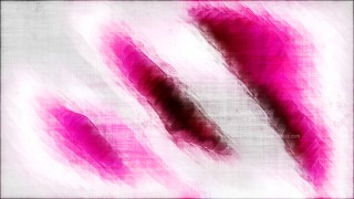 Abstract Pink and White Grunge Background