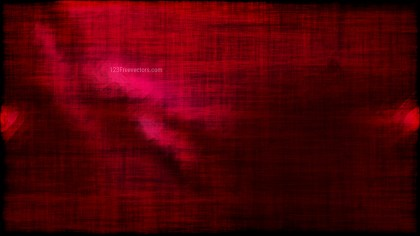 Abstract Red and Black Dirty Grunge Texture Background