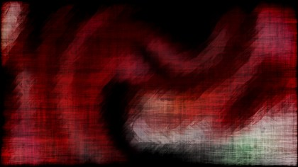 Abstract Red and Black Grunge Background Texture