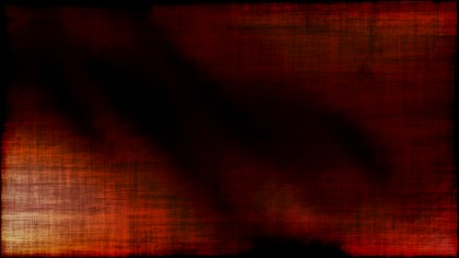 Abstract Red and Black Grunge Texture Background