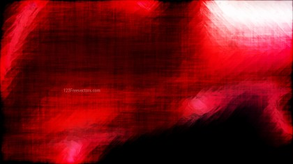 Abstract Red and Black Grunge Background Image