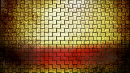 Red and Gold Texture Background