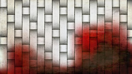 Red Black and White Textured Background Image