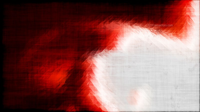 Abstract Red Black and White Texture Background Image