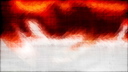 Abstract Red Black and White Textured Background