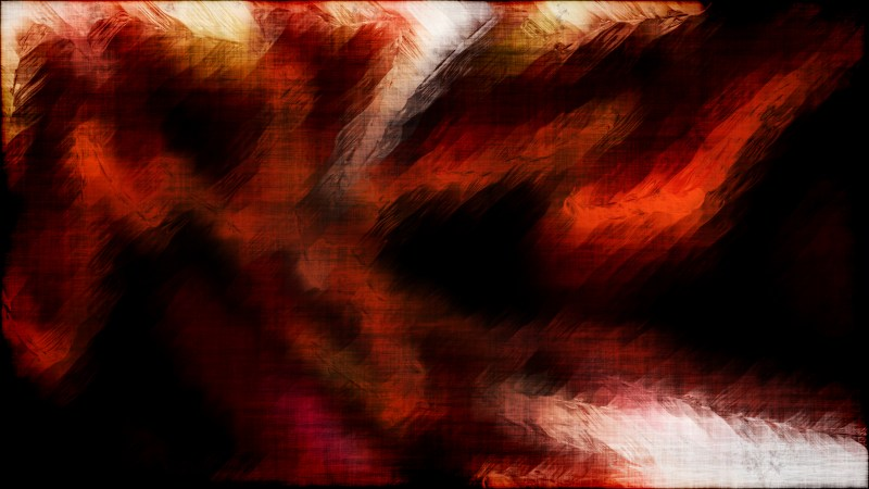 Abstract Red Black and White Grunge Background