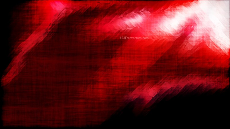 Abstract Red Black and White Textured Background Image