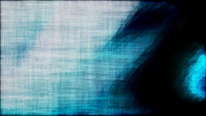 Abstract Turquoise Black and White Grunge Background Image