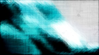 Abstract Turquoise Black and White Textured Background