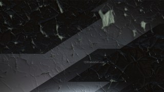 Black Grunge Cracked Background