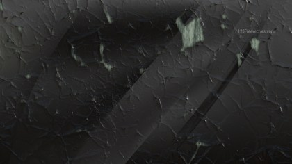 Black Grunge Cracked Background Image