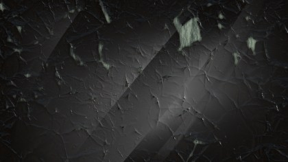 Black Wall Crack Texture