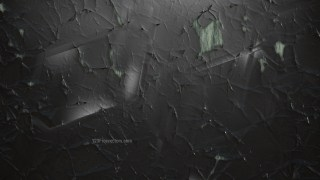 Black Cracked Wall Background Image
