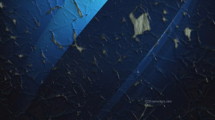 Black and Blue Grunge Cracked Wall Texture