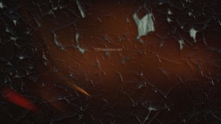 Black and Brown Cracked Texture Background
