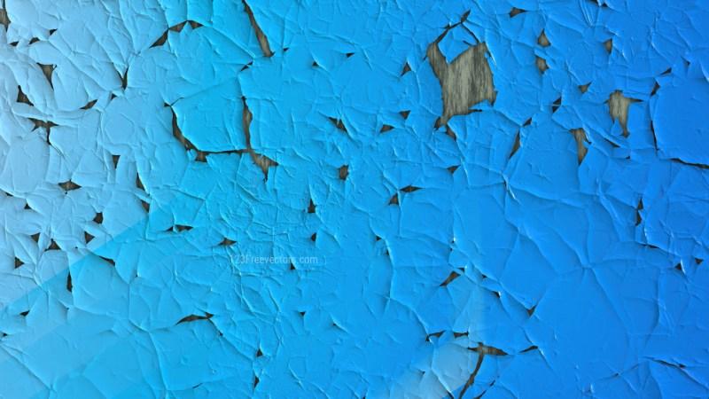 Blue Crack Texture Background
