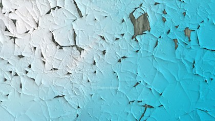 Blue and White Grunge crack background Image