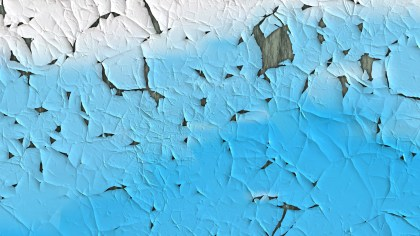 Blue and White Crack Texture