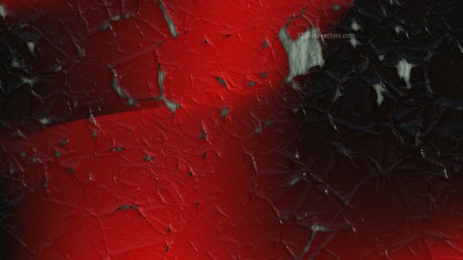 Cool Red Wall Crack Texture