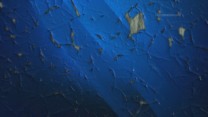 Dark Blue Crack Texture Background