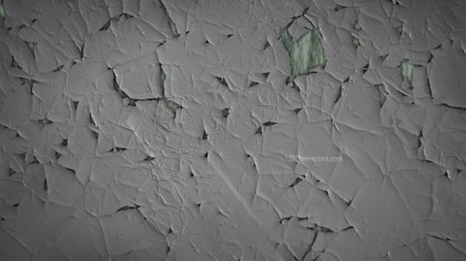 Dark Grey Grunge Cracked Wall Texture