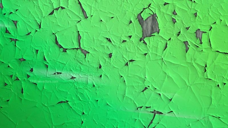 Emerald Green Grunge Cracked Texture
