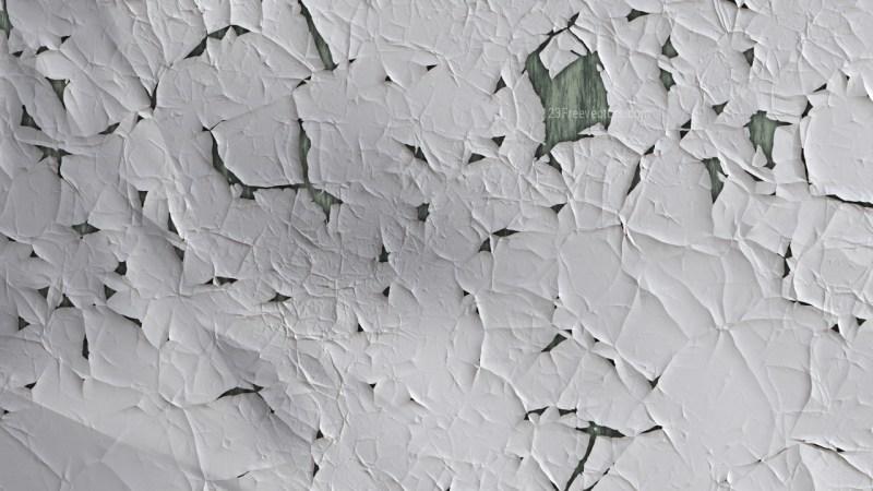 Grey Cracked Paint Background