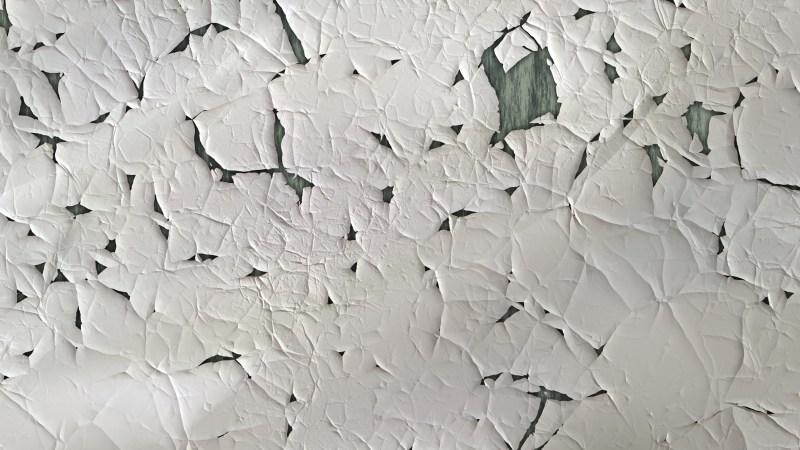 Grey Wall Crack Background