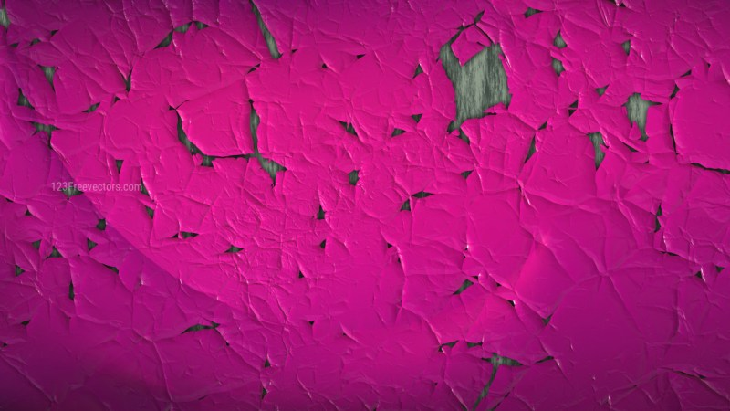 Hot Pink Cracked Wall Texture