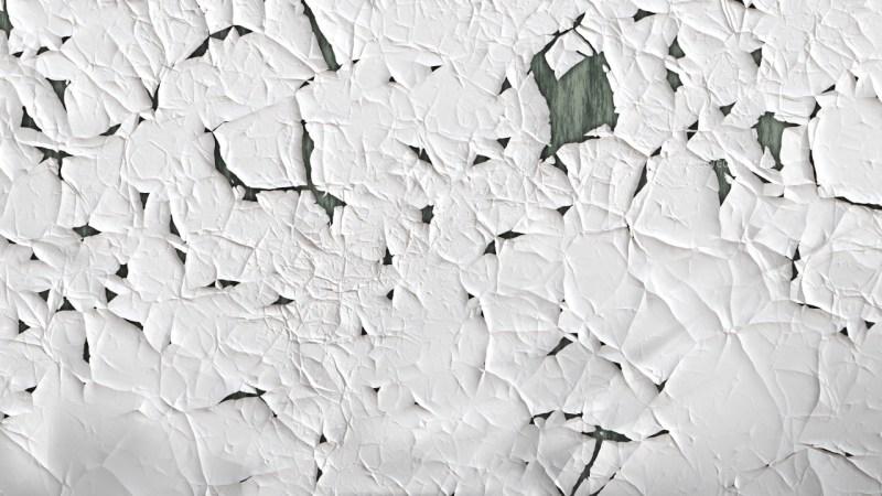 Light Grey Cracked Peeling Paint Texture