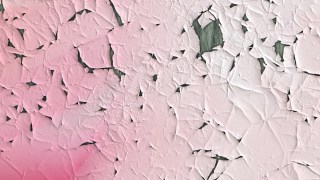 Light Pink Cracked Peeling Paint Background