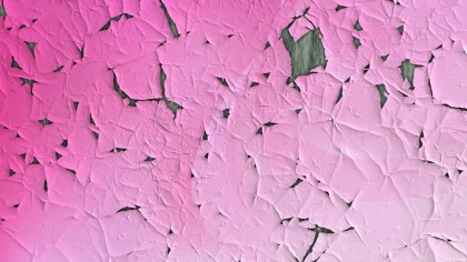 Pink Cracked Background