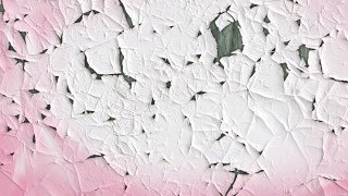 Pink and White Cracked Grunge Texture