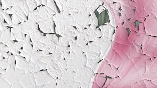 Pink and White Grunge Wall Texture Background Image