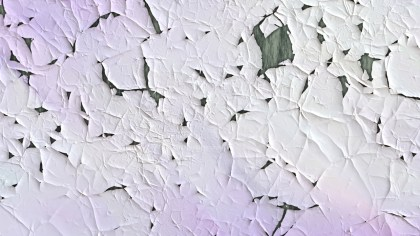 Purple and White Crack Background Texture
