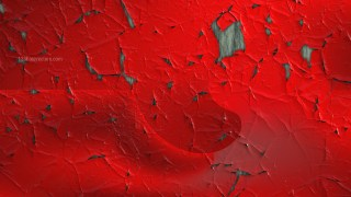 Red Cracked Texture Background Image