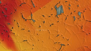 Red and Orange Grunge Cracked Wall Texture