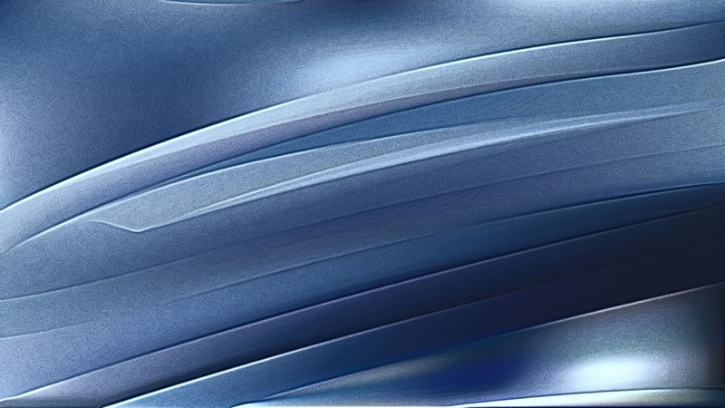 Abstract Shiny Black and Blue Metallic Background
