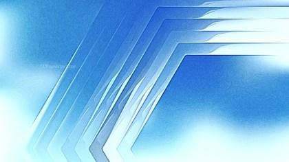Shiny Blue and White Metallic Texture