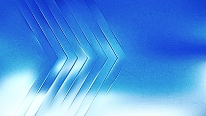 Abstract Shiny Blue and White Metal Texture Background