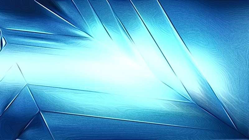 Blue and White Metal Texture Background
