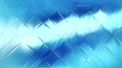 Blue and White Metallic Background