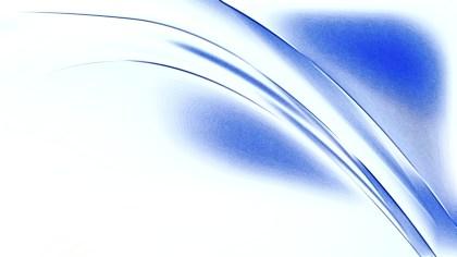 Shiny Blue and White Metallic Background