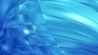 Abstract Shiny Bright Blue Metallic Texture