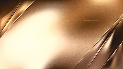 Brown Metallic Background Texture
