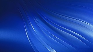 Cobalt Blue Metallic Background