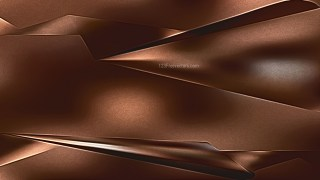 Abstract Shiny Coffee Brown Metal Texture Background